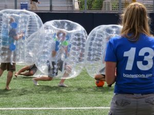 Portland Barefoot Soccer tournament