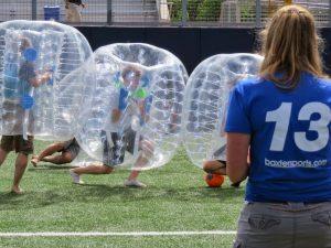 Portland Barefoot Soccer tournament