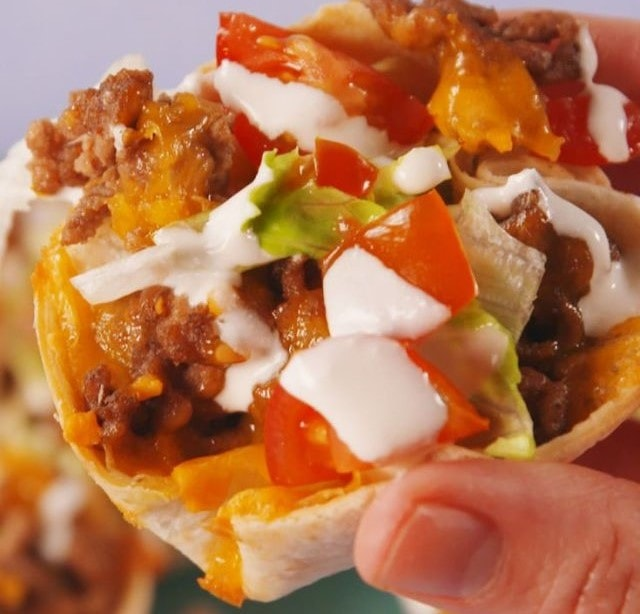 taco cups for athlete nutrition - baxtersports