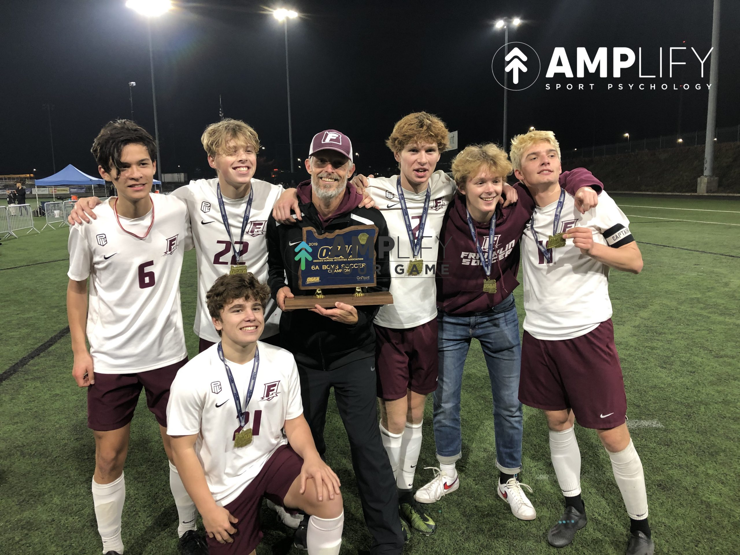 Franklin High School Boys Soccer wins 2019 State Championship!