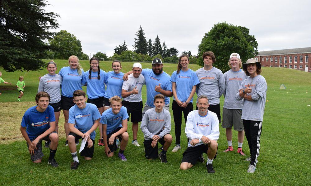 2016 BSSC Soccer Camp Coaches June 27