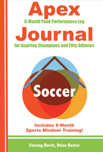 Apex Journal Soccer Sport Psychology cover